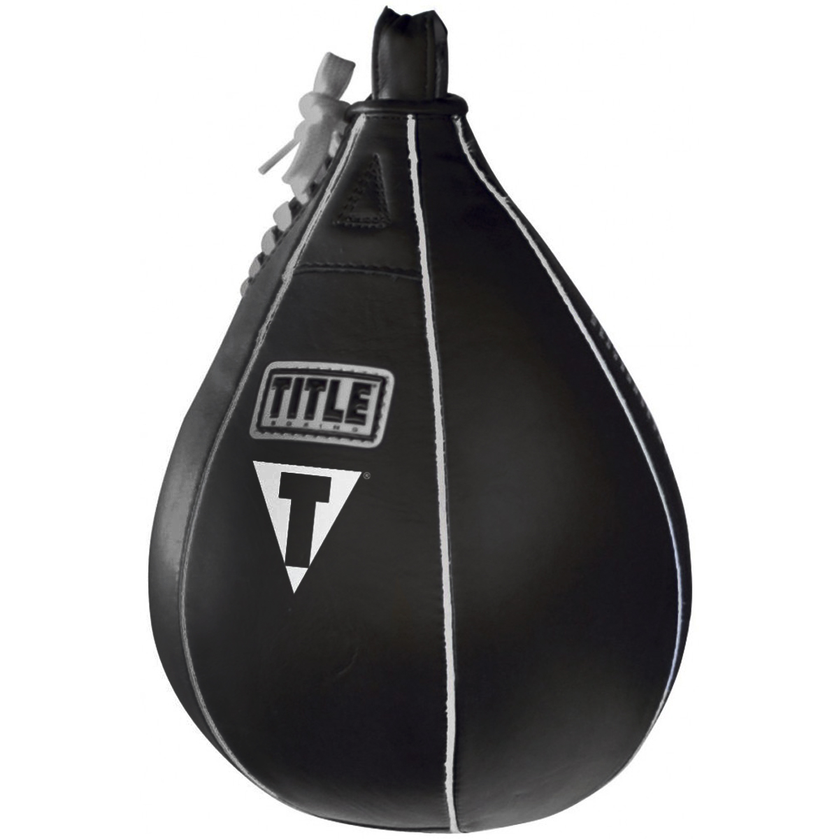 """Title Boxing Leather Speed Bag Medium (7"""" x 10"""") by Title Boxing"""