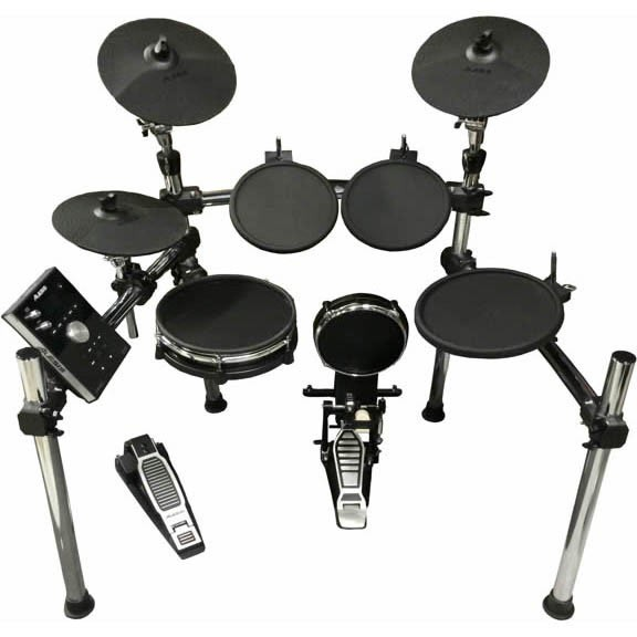 Alesis COMMANDKIT Electronic Drum Set - 8 Drum and Cymbal Triggers