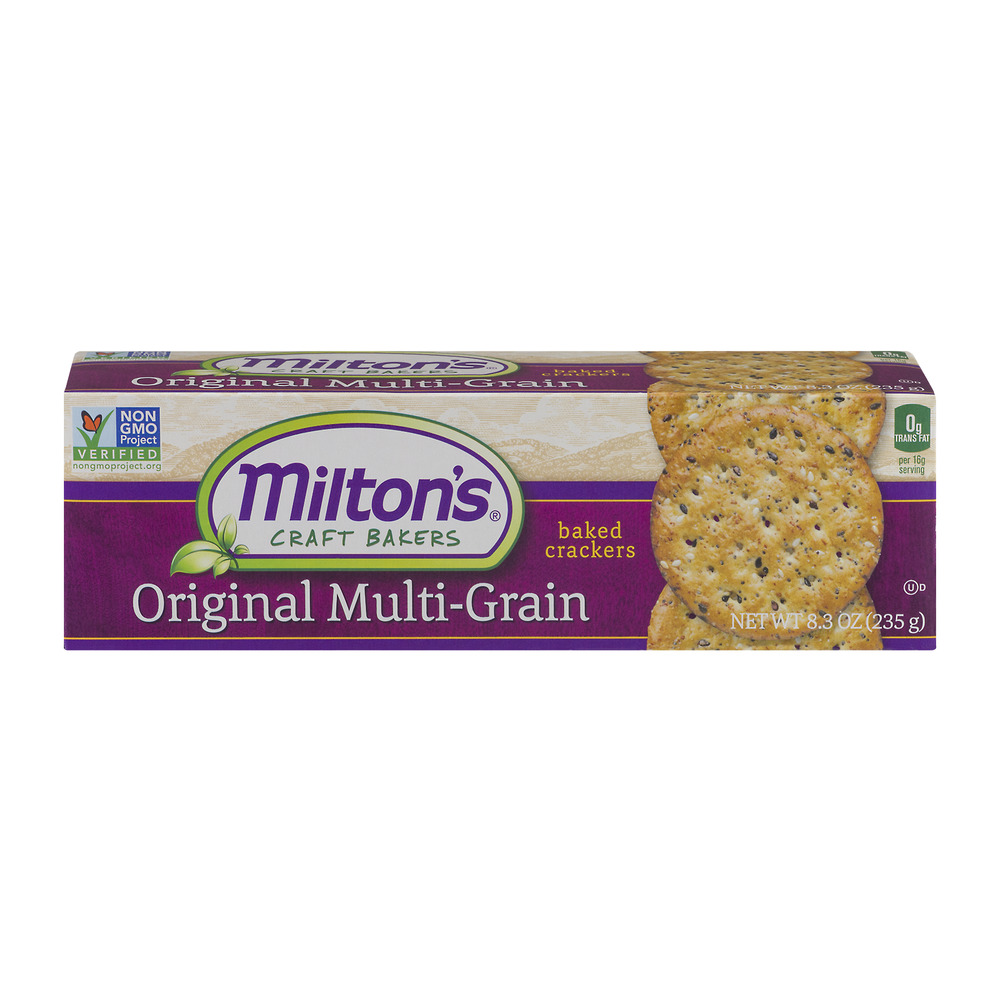 Milton's Craft Bakers Original Multi-Grain, 8.3 OZ