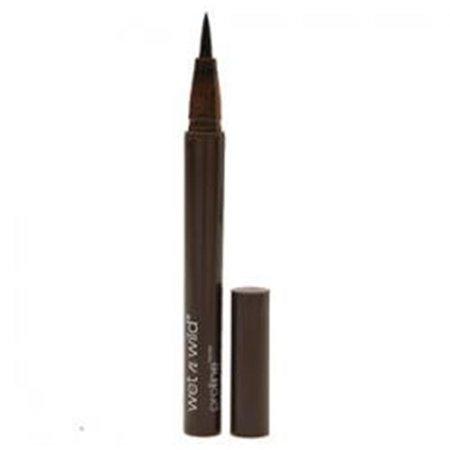Merchandise 8737541 Wet N Wild ProLine Felt Tip Eyeliner, Dark Brown, 0.02