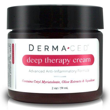 Dermaced Deep Therapy  Cream - Eczema and Psoriasis Cream (Facial Psoriasis)