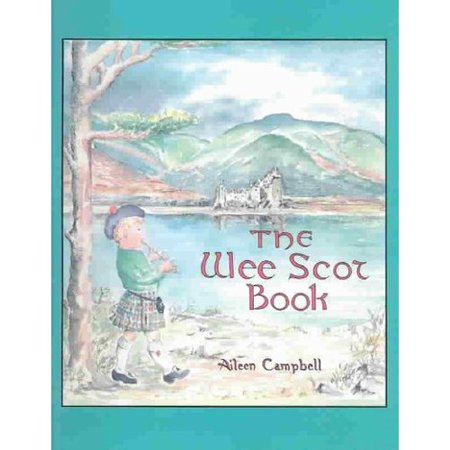 The Wee Scot Book: Scottish Poems and Stories by