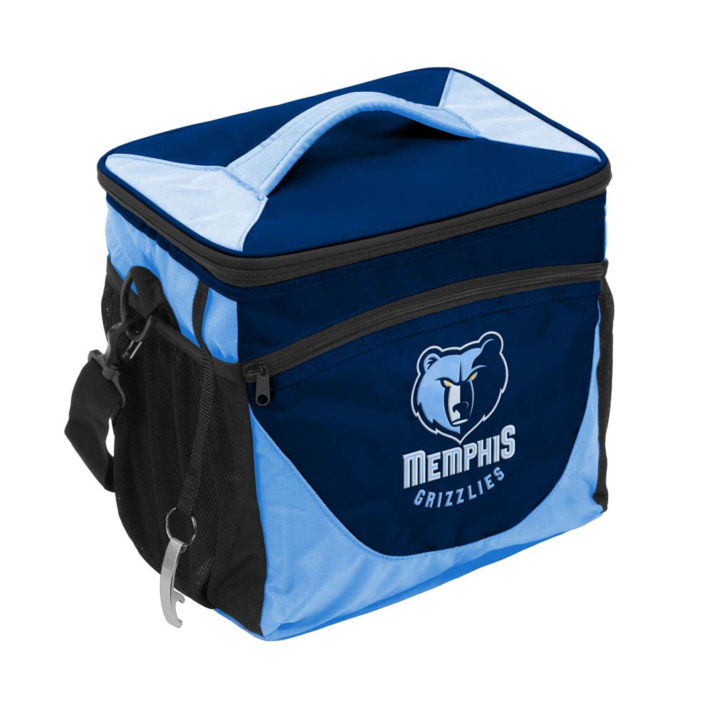 Memphis Grizzlies 24 Can Cooler