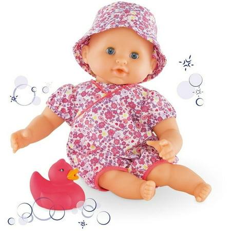 Corolle Mon Premier Bébé Bath Floral Bloom Baby Doll 12