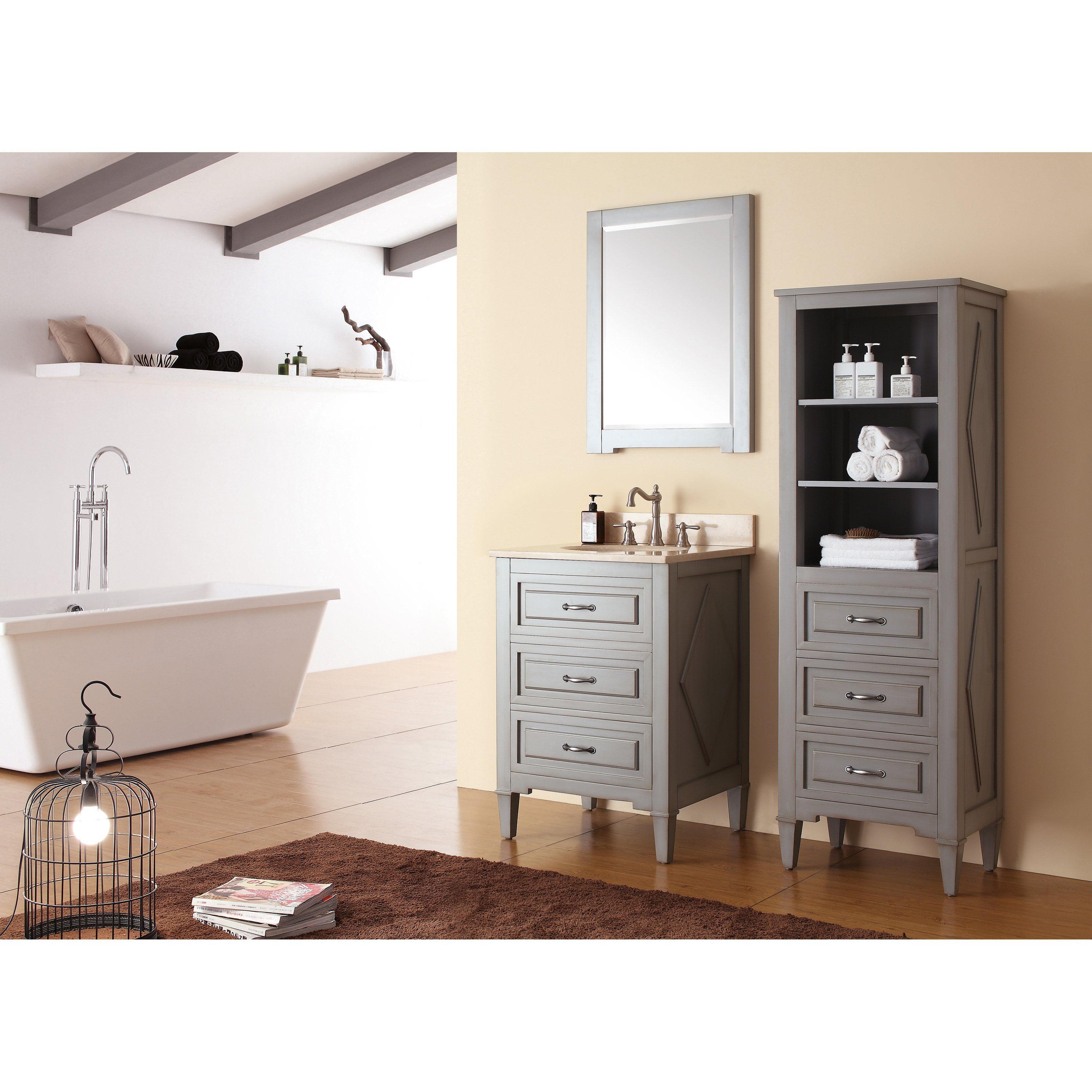 Avanity KELLY-VS24-GB Kelly 24-in. Single Bathroom Vanity
