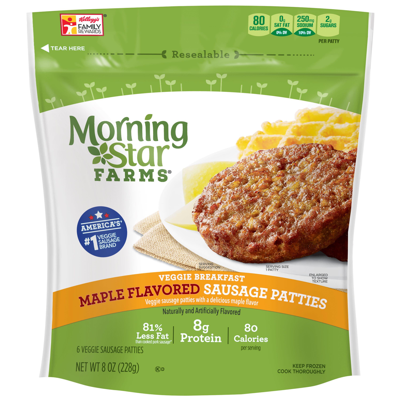 MorningStar Farms Maple Sausage Veggie