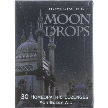 Historical Remedies Calm Drops - HISTORICAL REMEDIES LOZENGE MOON DROP SLEEP