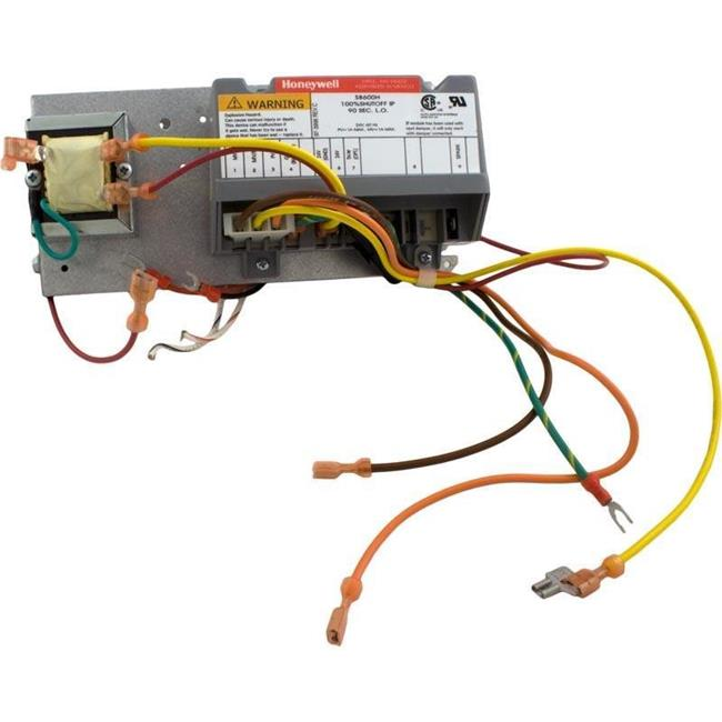 Pentair R0097900 Propane Gas Ignition Control Assembly for Series 2 ESC Pool & Spa Heater - image 1 of 1