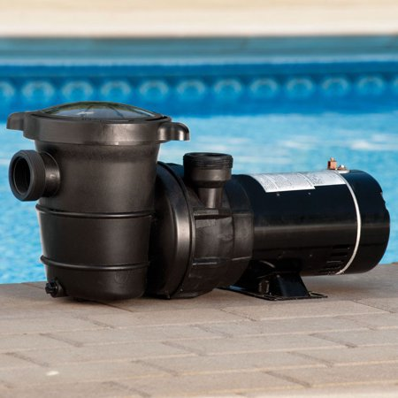 Pool Central Self-Priming Above-Ground Swimming Pool and Spa Pump 0.75