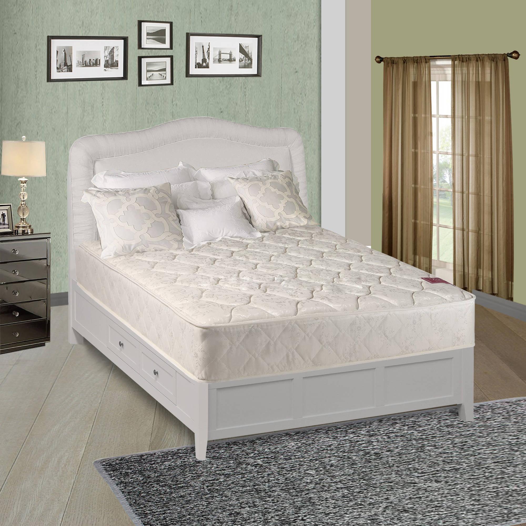 "Continental Sleep Elegant Collection Firm Orthopedic 5"" Twin"