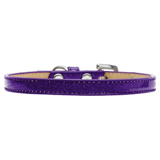 Mirage Pet Products 10-30 8PR Plain Ice Cream Collars Purple 8 - image 1 of 1