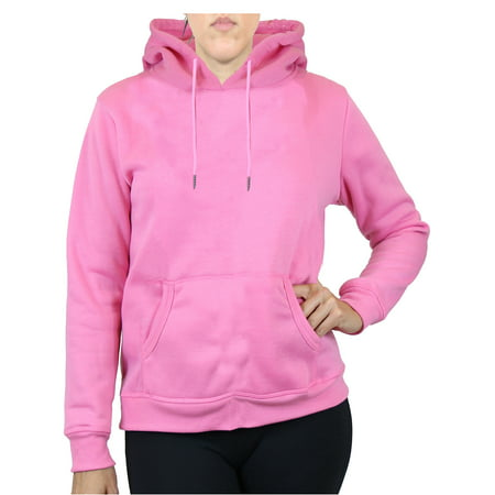 Women's Fleece-Lined Pullover Hoodie Sweater (Sizes, S-3XL)