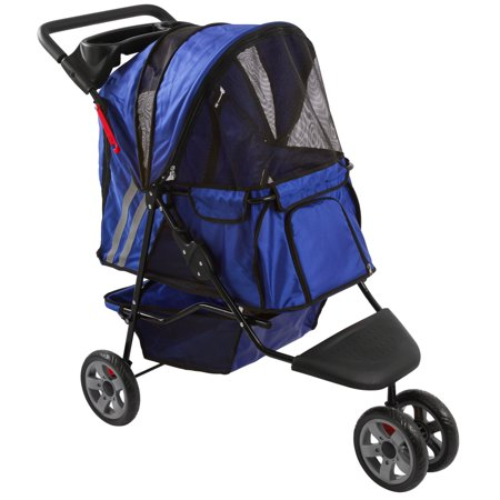 Zephyr 3-Wheel Pet Jogging Stroller