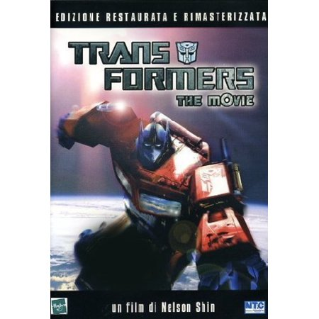Transformers: The Animated Movie (Blu-ray) - Animated Halloween Movies