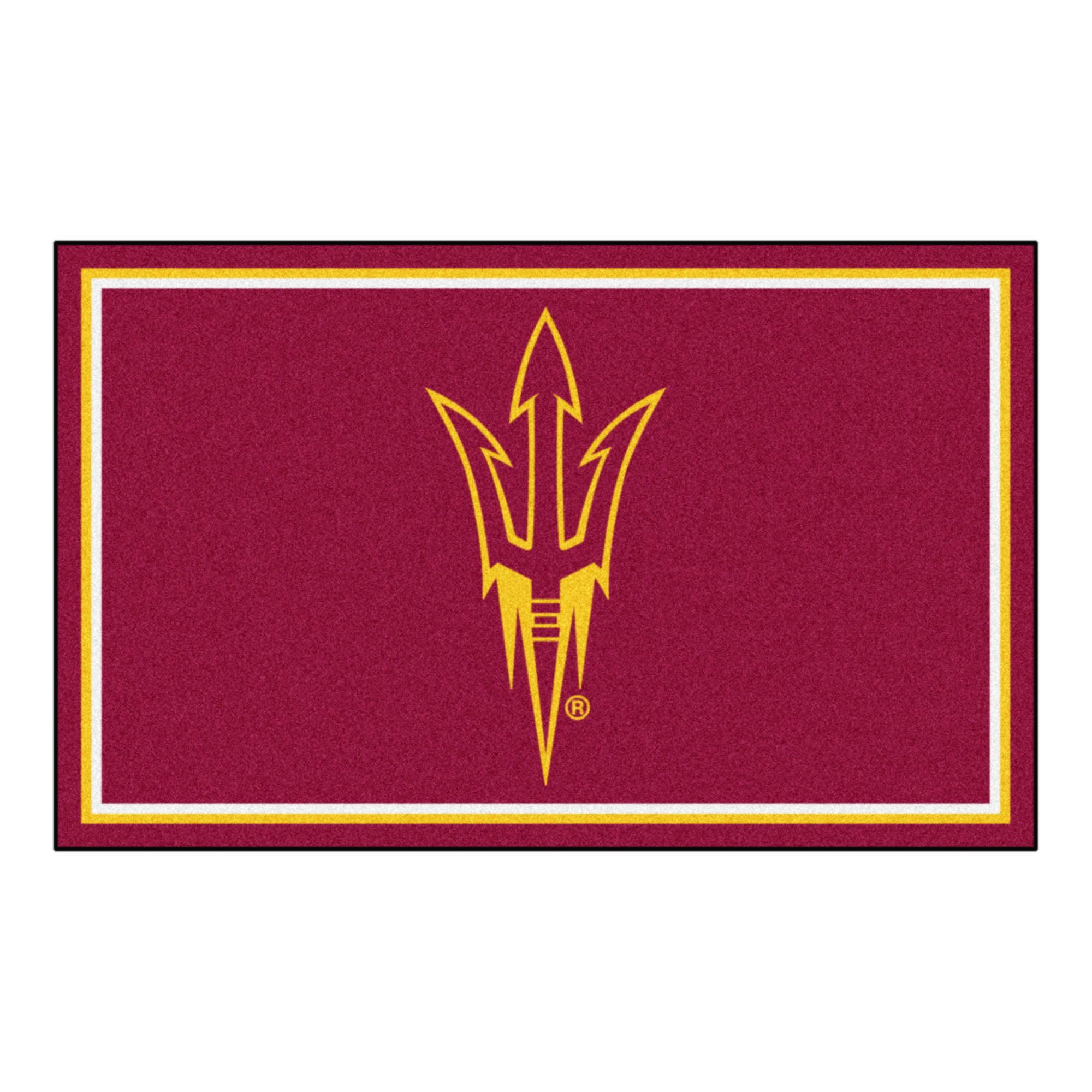 Arizona State 4'x6' Rug