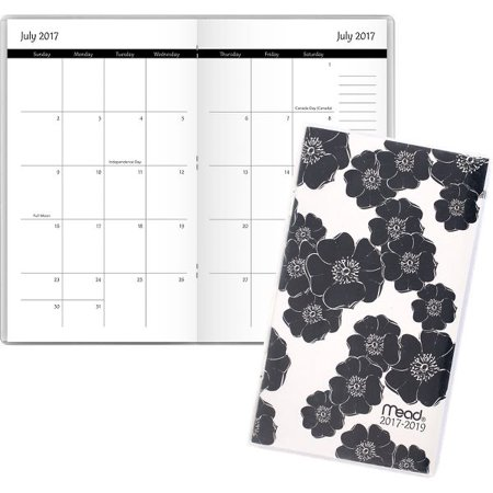 mead simplicity academic 2 year planner multi year planners