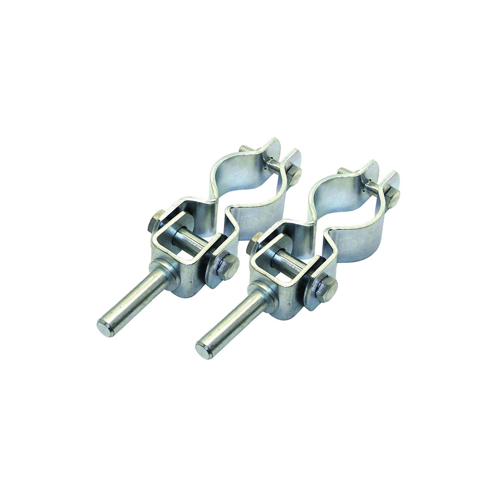 Invincible Oarlock Horns Clamp-On HD Stamped, BR56104