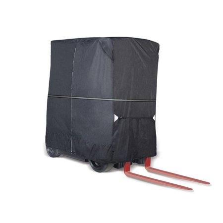 Eevelle Fork-Stor Rugged Forklift Storage Cover up to 8,000 lbs Forklifts 100