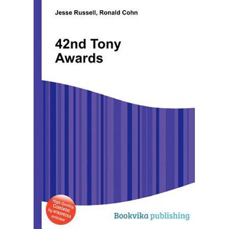 42nd Tony Awards - Toy Awards