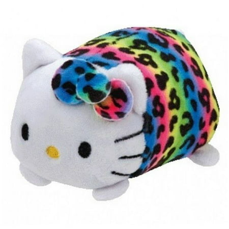 Hello Kitty Rainbow Teeny Ty - Stuffed Animal by Ty - Hello Kitty Build A Bear Halloween