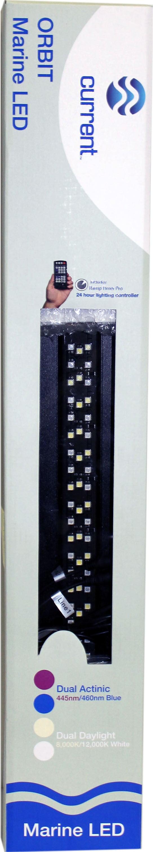 "Current USA Orbit Marine Aquarium LED Light, 24"" -36"" by CURRENT USA, INC."
