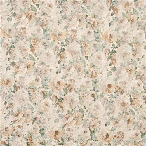 Designer Fabrics F831 54 inch Wide Green And Gold, Floral Garden Jacquard Woven Upholstery Fabric