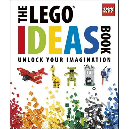 The Lego Ideas Book: Unlock Your Imagination (Hardcover) ()