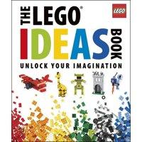 The Lego Ideas Book: Unlock Your Imagination (Hardcover)