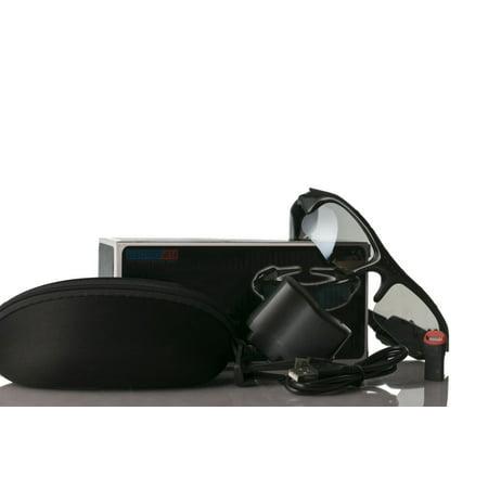 Hikers Cool Designed Digital Video Recorder Sunglasses w/ MicroSD Slot