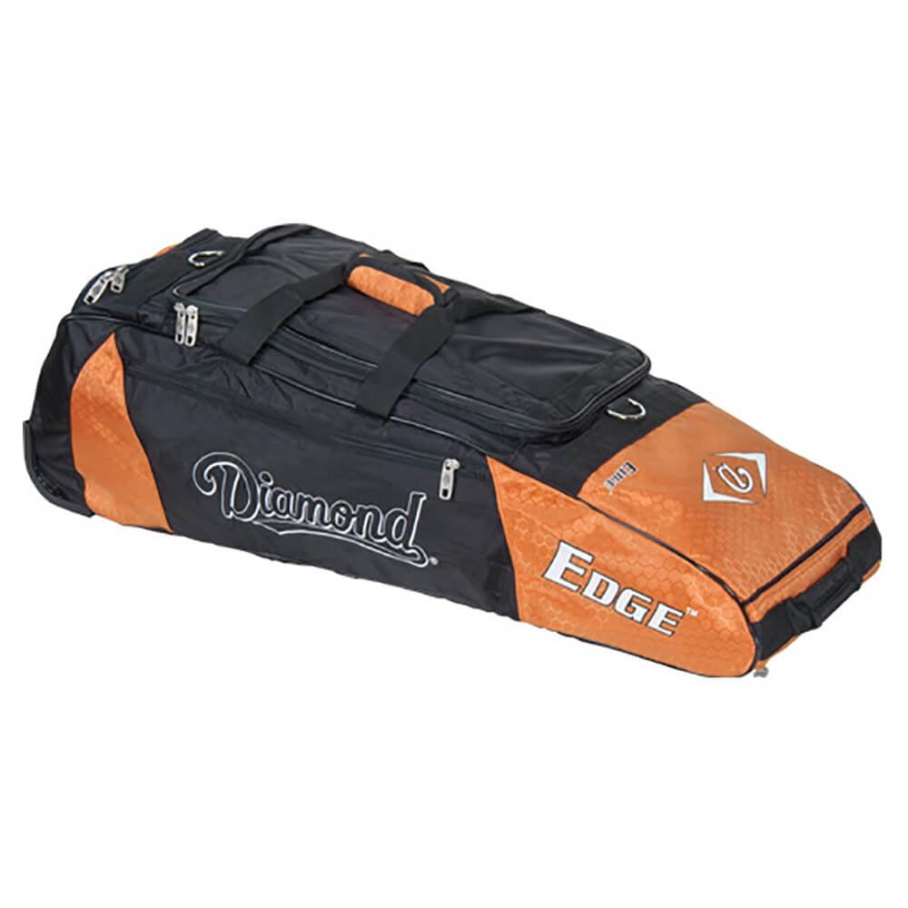 Diamond Edge Wheeled Bat Bag