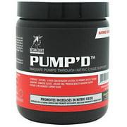 Betancourt Nutrition Pump'd, Citrus Punch, 210 GM