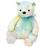 Mellow Bear - Ty Mellow - Bear By Beanie Buddies