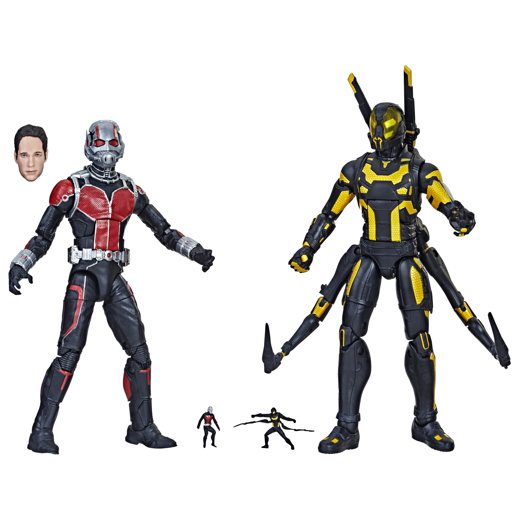"""Marvel Studios: The First Ten Years Ant Man 6"""" Action Figures"""