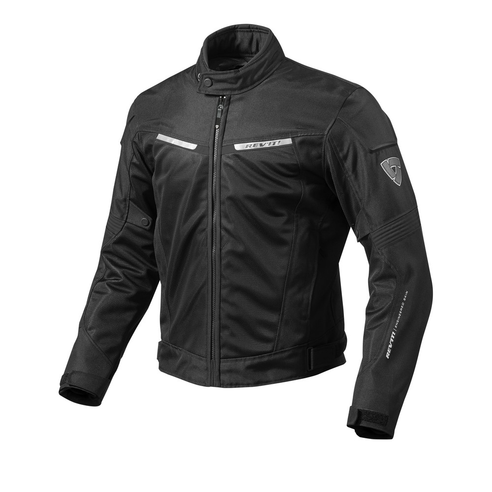 Rev'It Airwave 2 Mens Textile Jacket Black