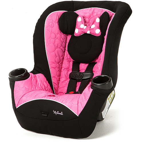 Disney Baby Minnie Mouse Apt 40 RF Convertible Car Seat, Mouseketeer Minnie