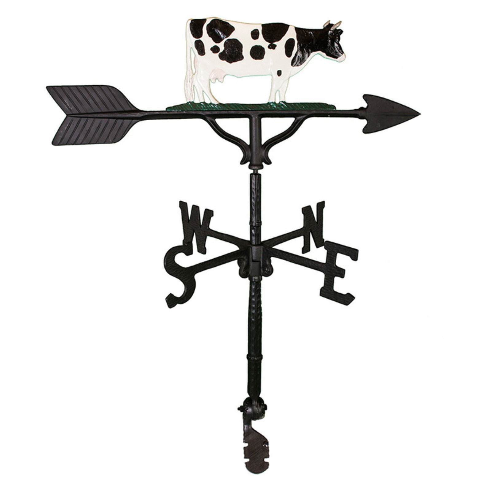 Color Cow Weathervane 32 in. by Montague Metal Products Inc