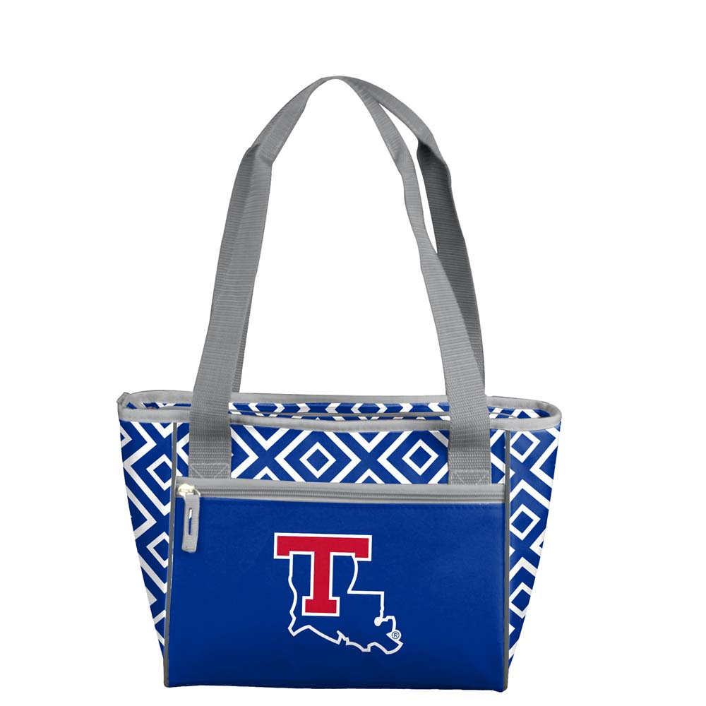 Louisiana Tech 16 Can Tote Cooler