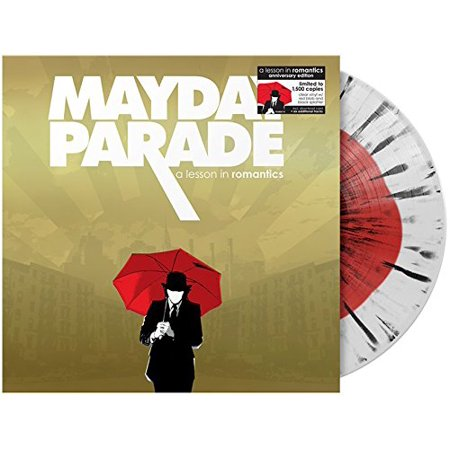 A Lesson In Romantics [LP][Anniversary Edition] By Mayday Parade Format: