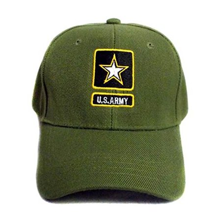 US Army Military Baseball Caps Hats Embroidered (7506A64