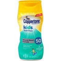 Coppertone Kids Tear Free Sunscreen Lotion