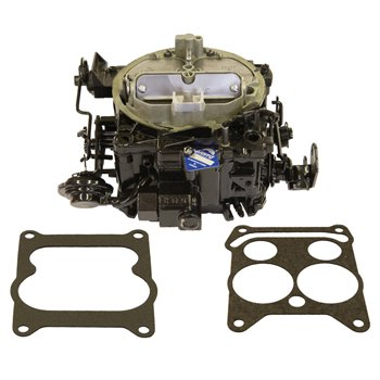 Carburetor Reman. Mercruiser 5.0L 5.7L 350Mag w/Roch 4Bbl Stove Choke Pro #: 18-7618-1 X-Ref #: 1347-8289A1 9-34008, 9-34071, 9-34074