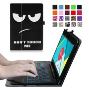 "Fintie Nextbook Ares / Nextbook Flexx 11.6"" Case - Premium PU Leather Folio Cover With Stylus Holder, Dont Touch"