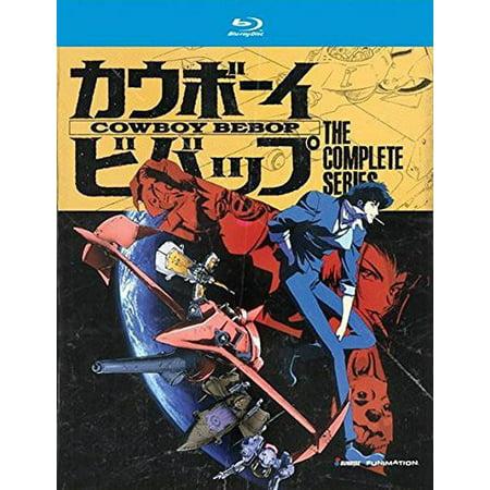 Cowboy Bebop: Complete Series (1998) (FUNimation) -