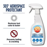 303 Aerospace UV Protectant for Plastic, Vinyl, Rubber, and more, 32 oz