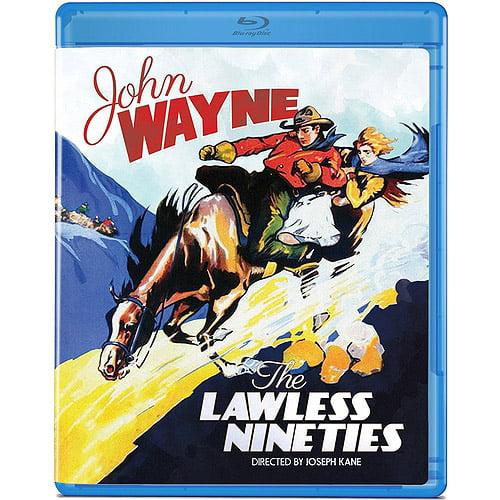 The Lawless Nineties (1936) (Blu-ray) (Full Frame)