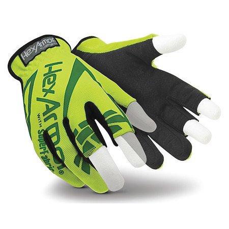 Cut Resistant Gloves Clute Cut Sz S PR HEXARMOR