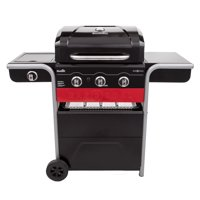 Char-Broil Gas2Coal 3-Burner Hybrid Grill with Gas or Charcoal