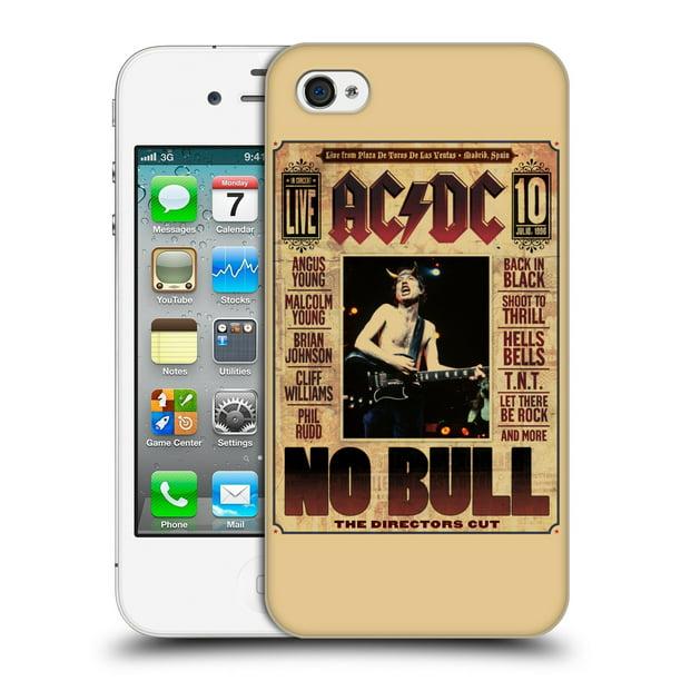 OFFICIAL AC/DC ACDC ALBUM ART HARD BACK CASE FOR APPLE ...
