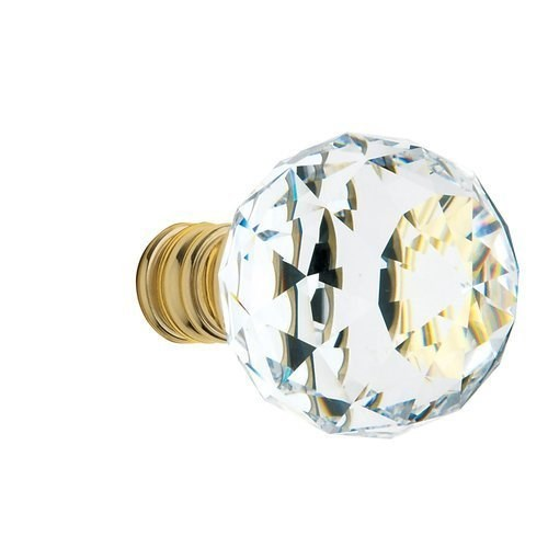Baldwin Hardware 5009.030.IMR Swarovski Crystal Knob Indoor Door