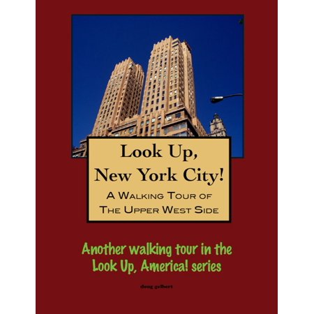 A Walking Tour of New York City's Upper West Side - eBook - Upper West Side Halloween